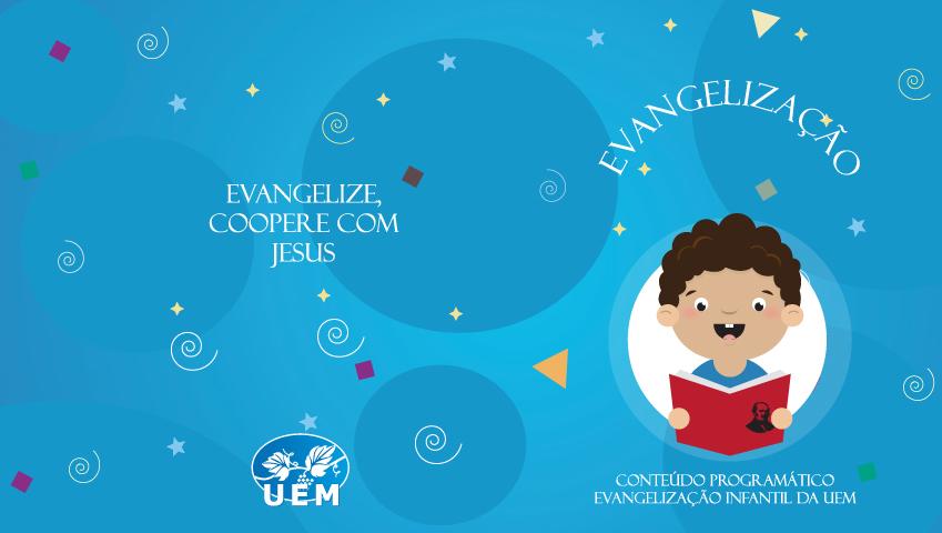 Resultado de imagem para Conteúdo programático evangelização infantil UEM